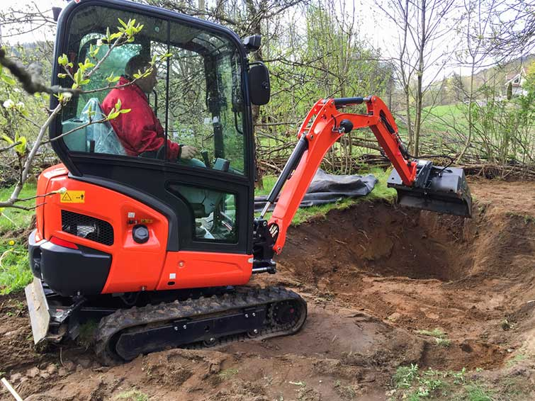 Excavation | Sugar Hollow Farms
