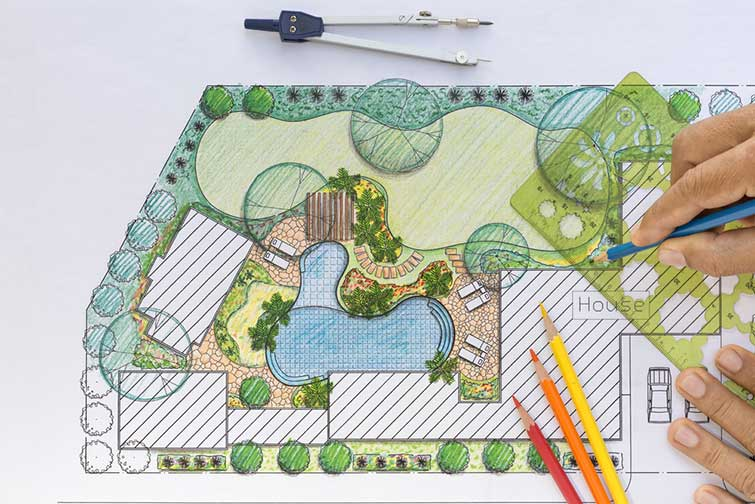 Landscape Design and Installation | Sugar Hollow Farms