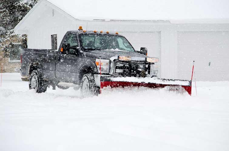Snow Removal | Sugar Hollow Farms