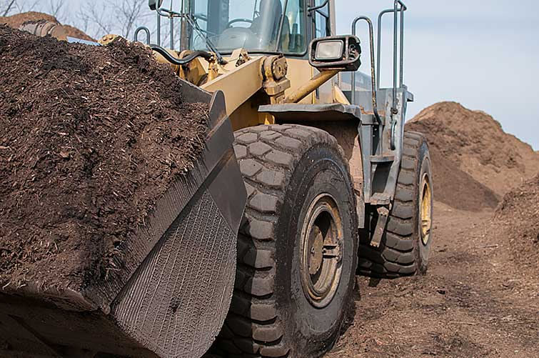 Bulk Mulch | Sugar Hollow Farms