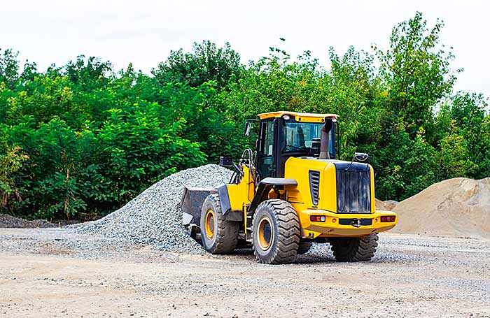 Crushed Stone | Sugar Hollow Farms